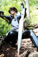 Squall 009 by TeslaMonty