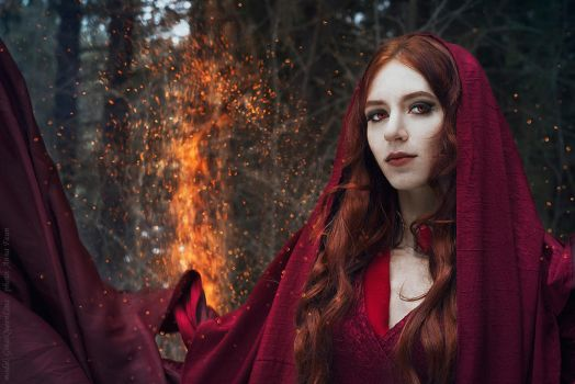 Melisandre - A Song of Ice and Fire_4 by GreatQueenLina