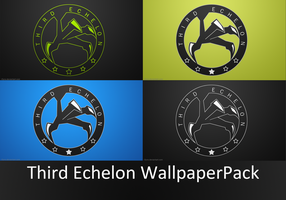Third Echelon Wallpaper Pack by R3YNO