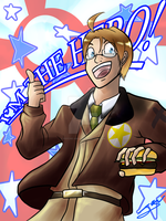 APH - United States of America by Psyche-Angel