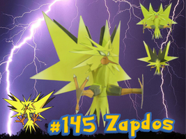 Zapdos by Gipi2009