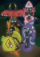 Pokemon - Guard with our lives