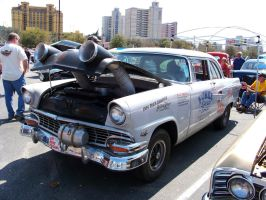Overhauled '56 Ford by DetroitDemigod