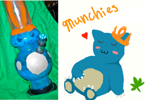 Munchies by JuggalettaGurl