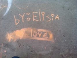 Elisia's chalk Masterpiece. by marssetta