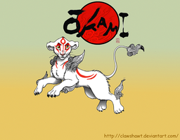 OKAMI Lion by Clawshawt