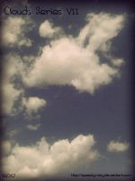 Clouds Series: VII by SpEEdyRoBy