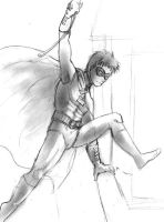 Young Justice: Robin by Risachantag