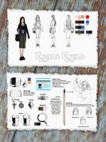 Chaos Reference Sheet by Chaos--Child