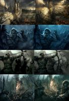 LOTR compilation #3 step 0/step final by daRoz