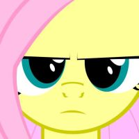Mad Fluttershy Black Ops 2 Emblem by magicbiped