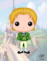 Funko Fan Art- Sofia the First- Prince James by CSF-Designs