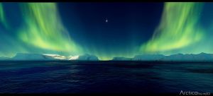 Arctica Polar lights by stg123