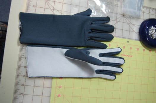 Kyoshi Gloves by that-one-chick