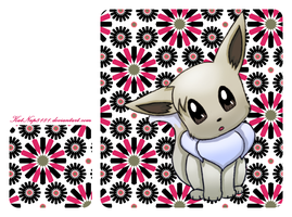 .:Shiny Eevee:. by KatNap8181