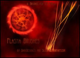 Plasma Burshes by silver-