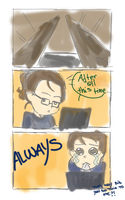Potterheads, are susceptible by Pancake9Andy