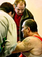 Wrestlers: OLDNESS by ursus25