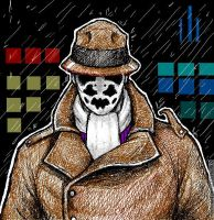 Rorschach by PsychedelicMind