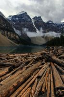 Moraine Lake by KRHPhotography