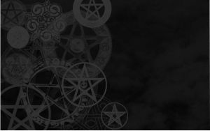 Pentacle Wallpaper by RavenHeartBathory