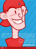 Stuttering Craig by jriveraviles