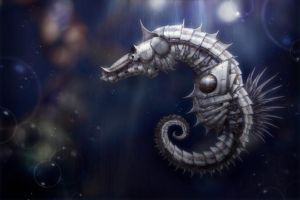 Battle Seahorse by Robart523