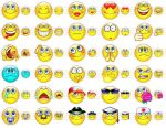 Cute Smile Icons by Ikonod