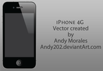 Vector iPhone 4 by Andy202