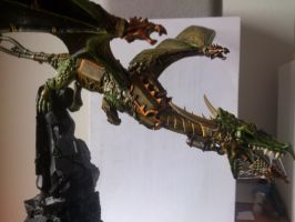 Helldrake conversion - in process by franarok