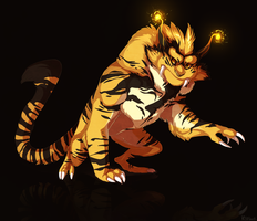 Electabuzz by Susiron