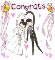 Wedding Card by XxH3LLOxKiMCHixX