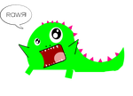 Rawr Png by Milegatura