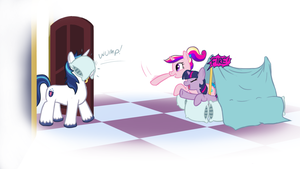 Surprise Attack by Poniker