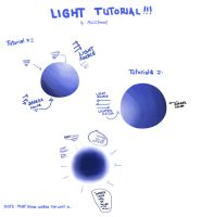 Light Tutorials by MIeLZSimmonS