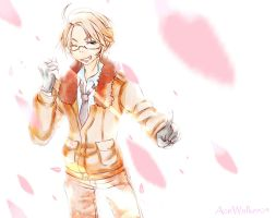 Hetalia America Fan Art by acewalker04