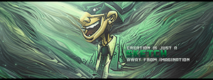 Sketch Request Signature by EthernalFX
