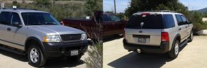 2004 Ford Explorer by DRACON72