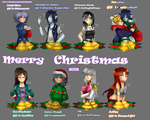 Christmas gifts for my cuties and amazing frindes by AbytaXlovE