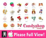 Lets go to the Candyshop by malicent