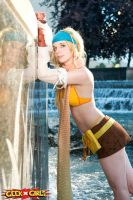 Relaxed and Waterside by EvieE-Cosplay