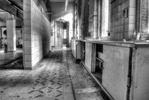 Psychiatric institution , Salve Mater Belgium. by xppc