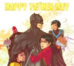 Happy Father Day by XMenouX