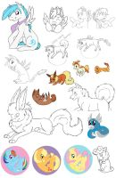 SketchDump2 by LilLoate