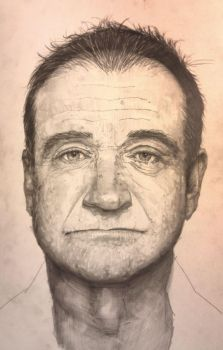 Robin Williams by tomasoverbai