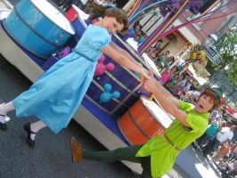 Peter and Wendy dance by dreamer20k