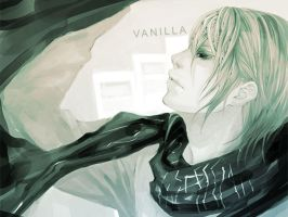 ::VANILLA FACE:: by meisan