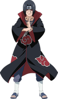 Itachi Render by xUzumaki