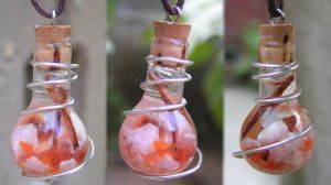 Magic Vial - Autumn Fyre by Izile