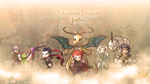 Chibi Jotho League Wallpaper by Frog-of-Rock